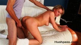 Holly Offers Three Ways For Big Dick