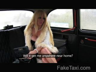 Faketaxi - Massive Tits And Blowjob Lips