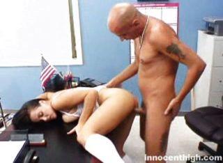 Hot Natasha Blows And Gets Fucked
