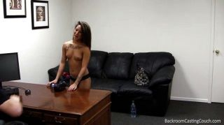 Hot Cum All Over The Casting Couch