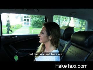 Hot Romanian Girl In Backseat Blowjob