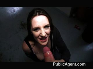 Publicagent - Sexually Frustrated Housewife