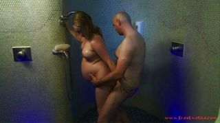 Pregnant Shower Sex