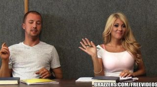 Brazzers - Quicky In The Classroom