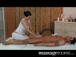 Massage Rooms - Young Beauty Massive Tits