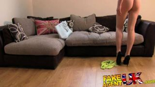 Fakeagentuk - Filthy Hot Fake Sex Casting