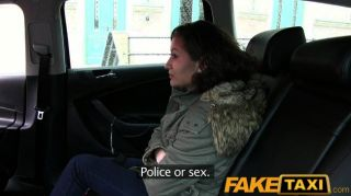 Faketaxi No Money So Pays With Her Pussy