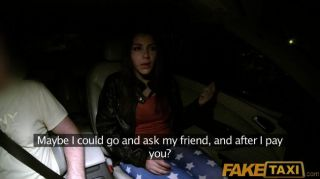 Faketaxi - Brunette Sucking And Fucking