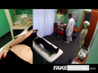Fake Hospital - Doctor Examines Sexy Patients