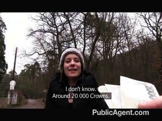 Publicagent - Outdoor Sex Filmed On Camera