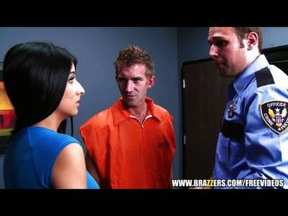 Megan Salinas Gives A Conjugal Visit