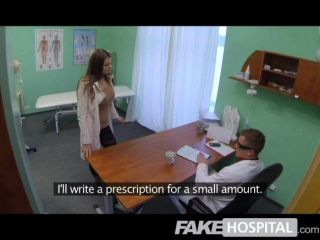 Fake Hospital - Doctor Denies Antidepressants