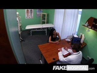 Fake Hospital - Milf Wants Breast Impants