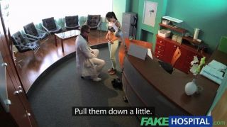 Fakehospital - Sexy Patient Bent Over