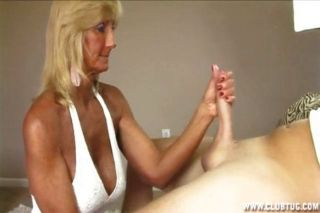 Very Dirty milfs jerk men cock girl, love
