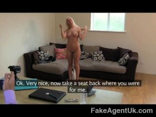Fakeagentuk - Multiple Orgasms In Casting