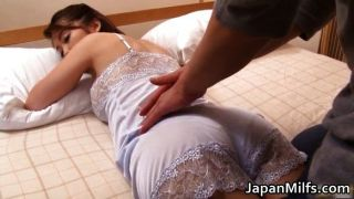 Horny Japanese Sucking