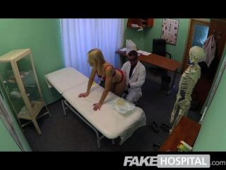 Fakehospital - Super Sexy Curvy Blonde