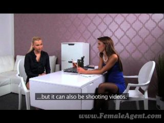 Femaleagent - Sexy Boss Teaches Agent Skills