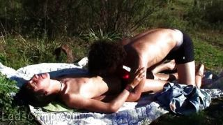 Horny Boys Make Xxx Picnic Outdoors