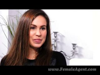 Femaleagent - Nothing Beats An Oiled Up Woman