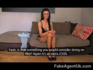 Fakeagentuk - Sexy Fake Casting Amateur