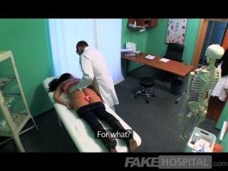 Fakehospital - Tight Hot Wet Patient Moans