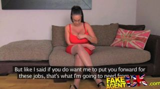 Fakeagentuk - Porn Actress With Massive Tits