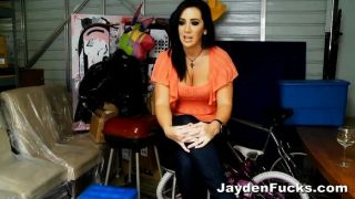 Jayden Jaymes Topless Interview