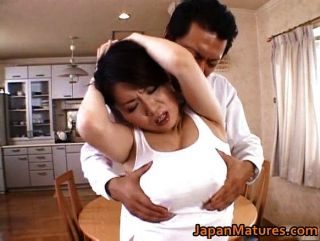 Miki Sato Real Asian Mum Has Orgy
