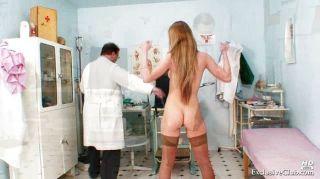 Viktorie Kinky Gyno Pussy Spectrum Examination