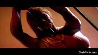 A Rare Erotic Solo By Shyla Stylez