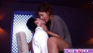 Horny Asian Satou Haruki