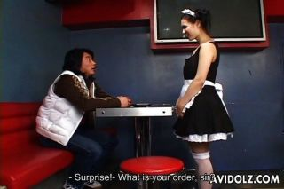 Maria Ozawa Amazing Blowjob In Maid Uniform