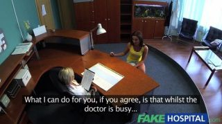 Fakehospital - Naughty Nurse Tests