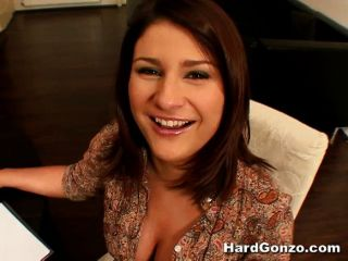 Dirty Girl Bellina Hardcore Gonzo Pov