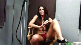 Small Tits Latina Teen Giselle