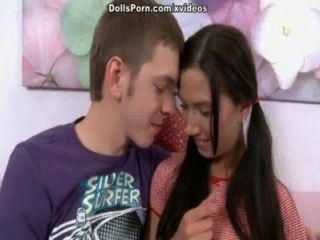 Hot Sex Video With A Teen Bombshell Scene 1