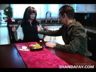 Shandafay Fucking Him Dirty!! Pegging & Fingering!