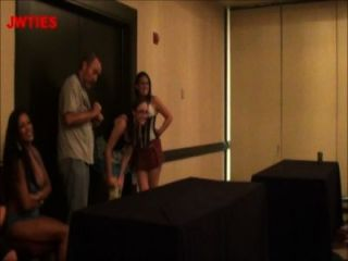 Lucky Is Super Ticklish Live At Fetishcon 2013 Hd
