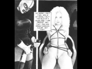 Dreams Of A Sadist Bondage Fetish Comic