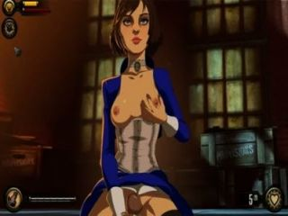 Elizabeth bioshock hot nude you are