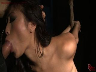 French Brat Girl Gets Rope Bondage