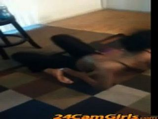 Watch How Wet She Gets Twerking Www.24camgirls.com