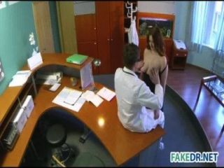 New Assistent Fucks With Doctor