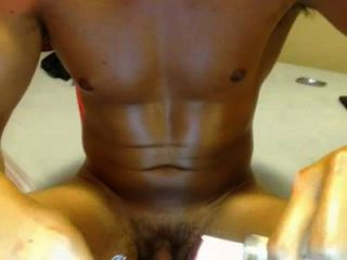 Beautiful Guy Plays With Toy And Wanks On Cam