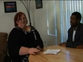 A Ginger Ssbbw Gets Bbc Ir