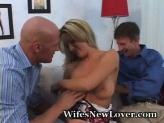 Hubby Encourages Wife To Have New Lover