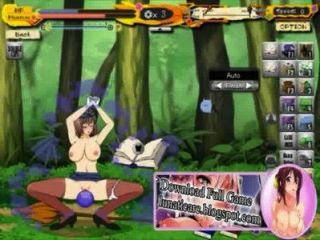 Witch Girl Version 1.30b Full Game (http://lunaticarc.blogspot.com)