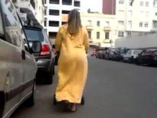 Big Arab Lady